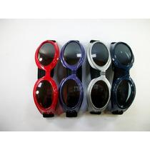 Goggle Tipo Motociclista Lente Google Infantil