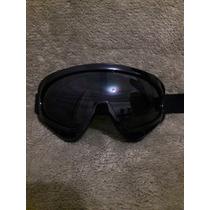 Goggles Tipo Táctico Chopper, Bobber, Biker