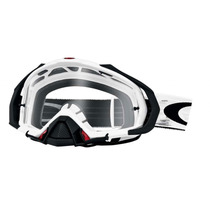 Goggles Oakley Mayhem Pro Matte White Speed - Clear