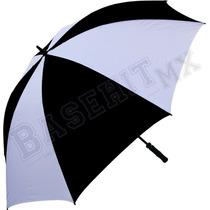 Sombrilla Para Golf Rainstoppers A Prueba De Viento