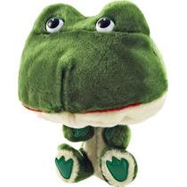 Club De Cubierta - Hugger Jefe Frog Golf Fun Animal Accesori
