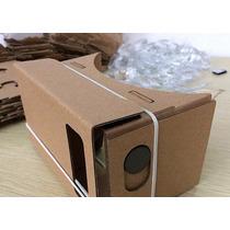 Google Cardboard. Lentes Para Realidad Virtual.