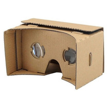Google Cardboard Realidad Virtual Imanes Y Nfc Kit Completo