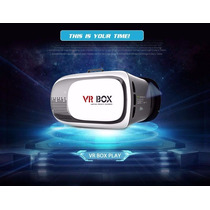 Lente Realidad Virtual Modelo 2016 Vr Box 2 3d Mejor S7 Gear