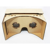 Google Cardboard - Se Rematan, El Mas Barato De Ml