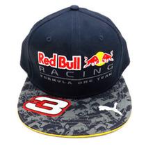 Gorra Flat Red Bull 2016 De Daniel Ricciardo