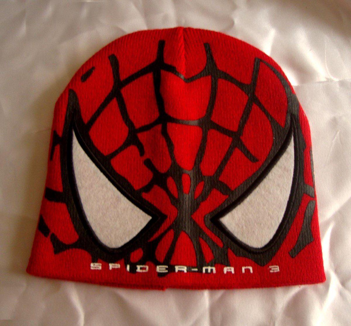 Gorro Rojo. Spider Man, Niño, Hombre Araña - $ 200.00 en MercadoLibre