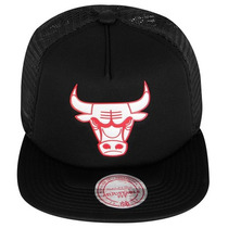 Gorra Nba Chicago Bulls Prima