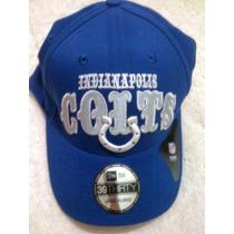Nfl Gorra Indianapolis Colts New Era - Acereros Talla L/xl