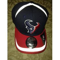 Nfl Gorra Houston Texans New Era - Tejanos Talla M/l