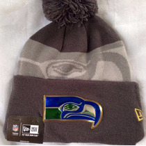 Nfl Seattle Seahawks Gorro New Era Throwback Beanie