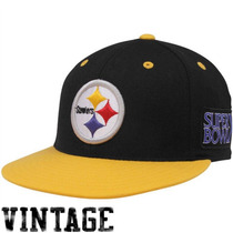 Pittsburgh Steelers Gorra Del Super Bowl X