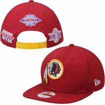 Washington Redskins - Gorra Super Bowl Campeones