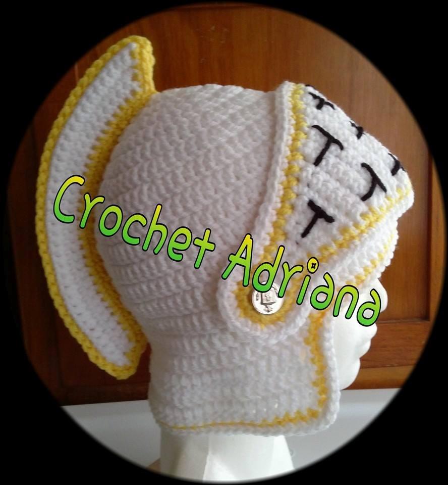 Gorros Tejidos De Bebe En Crochet
