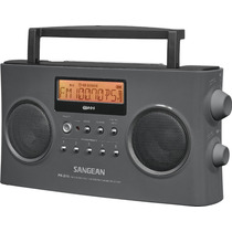 Radio Digital Am / Fm Sangean Pr-d15 Portatil Hm4