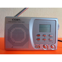 Radio Portatil Multibandas Coby