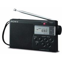 Radio Portatil Sony Am/fm M260 Digital Reloj Sleep