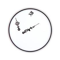 Reloj De Pared Zero Gravedad Diseño Moderno Mecanismo Diseño
