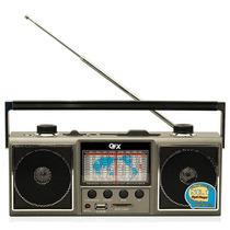 Radio De Onda Corta Sonido Estereo