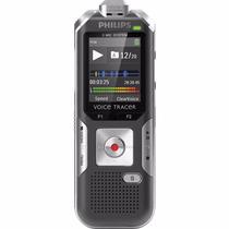 Grabadora De Voz Digital Philips Dvt6000 3mic Autozoom, 4 Gb