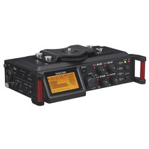 Grabadora Tascam Dr-70d 4-canales - Envio Aseg Gratis!