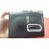 Grabadora Sony Tcm-333 De Reportero, Usada, Descompuesta