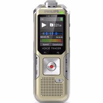 Grabadora De Voz Digital Philips Dvt8000 Micrófono 360° 4gb