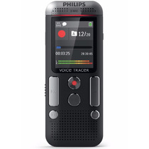 Grabadora De Voz Philips 4gb Dvt2500 Msd Expan 32g A Color