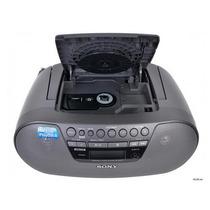 Radio Grabradora Sony Zs-s10cp Cd/rw/mp3/wma/ Auxiliar