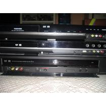 Dvd Grabador Reproductor Lg- Y Toshiba Excelentes