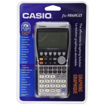 Calculadora Grafica Cientifica Casio Fx-9860gii Facturada