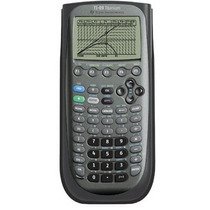 Texas Instruments Ti-89 Titanium Calculadora Graficadora