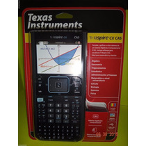 Calculadora Texas Instruments Ti Nspire Cx Cas