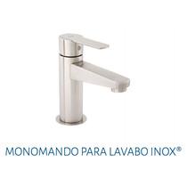 Monomando Para Lavabo Urrea 9434 Inox