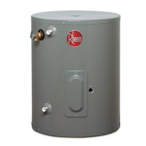 Calentador De Agua Eléctrico Rheem De 20 Galones