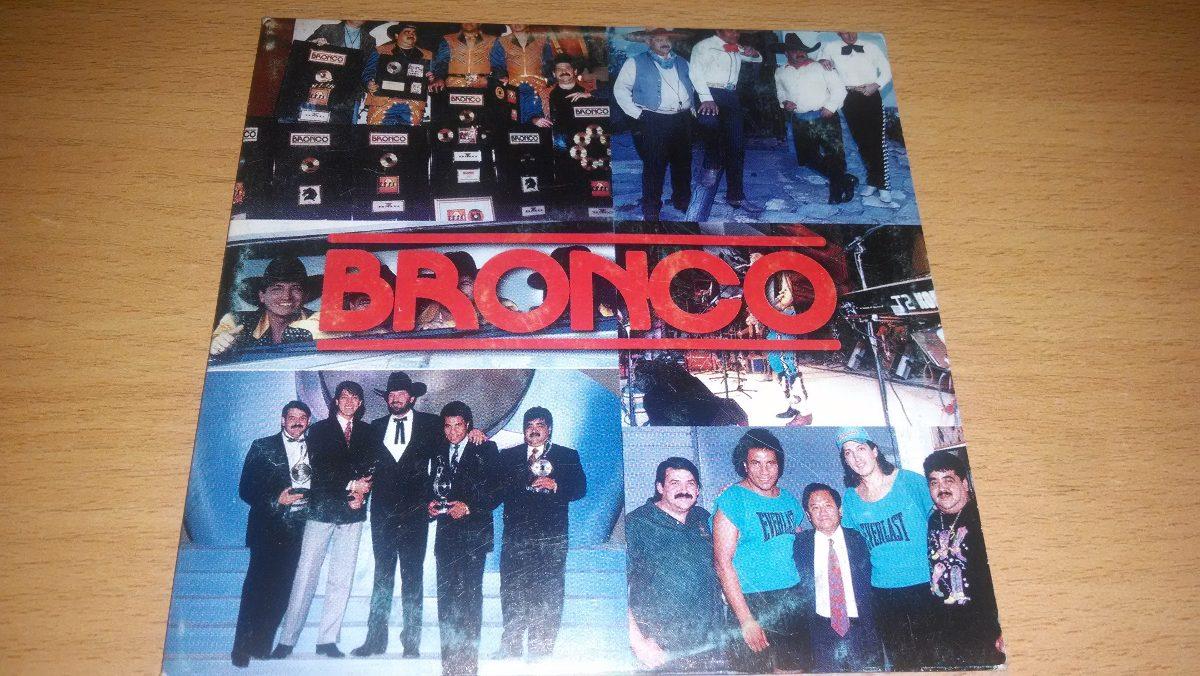 musica grupo bronco: