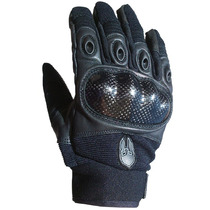 Guantes Tácticos Delta Power Hit,nudillos Kevlar,neopreno