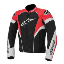 Chamarra Textil Air T-gp Plus R S Alpinestars Motos7602-1216