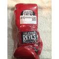 Guantes De Entrenamiento Cleto Reyes Con Velcro Rojos