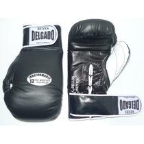 Guantes Para Kick Boxing, Muay Thai Y Box Marca Reyes Deldag