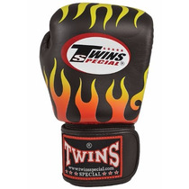 Guantes De Box Twins Special Signature Leather Boxing Gloves