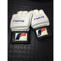 Guantes Mma Fighting Sports Competition Grappling D Piel M/l