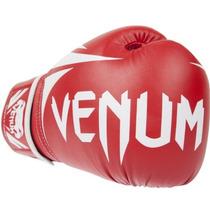 Guantes Para Box Venum Challenger 2.0 Rojo Varios Pesos