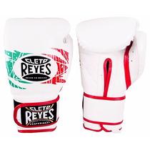 Guantes De Entrenamiento Cleto Reyes Con Velcro Tricolor