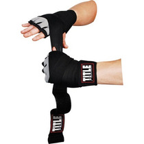 Guantes/vendas Title Platinum Hybrid Gel Fist Wraps Op4