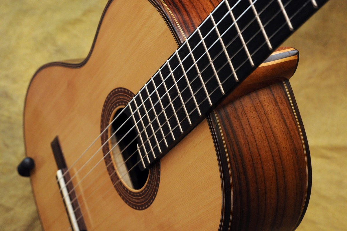 Guitarra camps for Guitarras la clasica