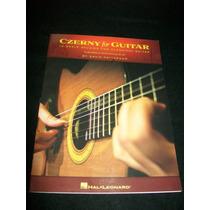 Czerny Para Guitarra Estudios De Velocidad Vbf Partitura Tab