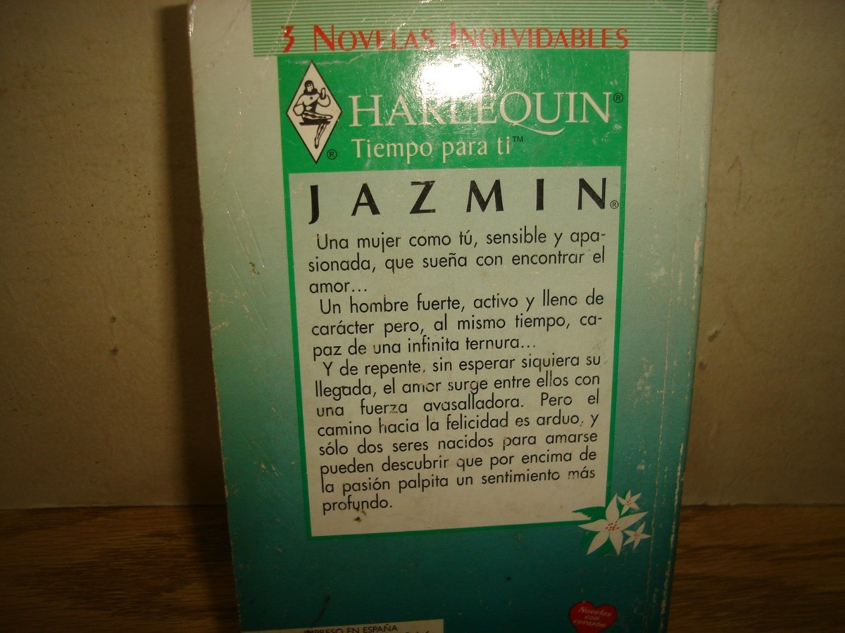 Harlequ n jazm n 3 novelas inolvidables en - Libros harlequin gratis ...
