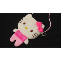 Mini Bolsa Monedero Billetera Infantil Hello Kitty Niñas E4f