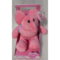 Elly Elefante Rosa Peluche Original Nuevo Amigos Pocoyo